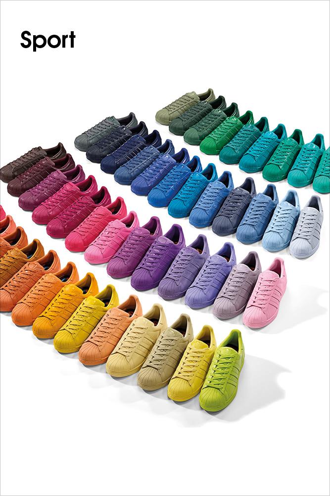 adidas – adidas Originals Superstar Supercolor Pack